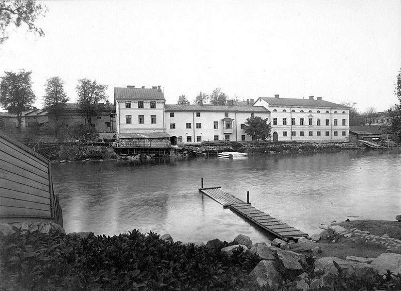 File:Richterin talo, Turku. Kuvaaja HJ. Renvall 1914, arkisto Turun museokeskus..jpg