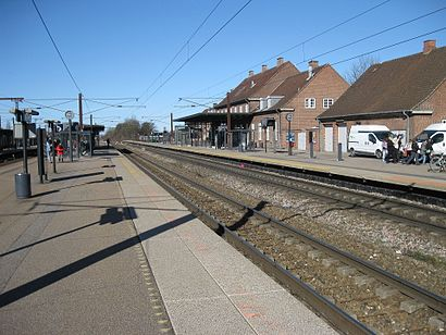 How to get to Ringsted st. with public transit - About the place