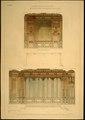 Ritning. inrednings - Hallwylska museet - 38662.tif