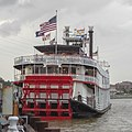 Riverboat Natchez, New Orleans Port, USA.jpg