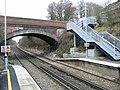 Road bridge at Snowdown station - geograph.org.uk - 644047.jpg