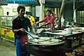 Roadside chapati stand, Mandalay.jpg