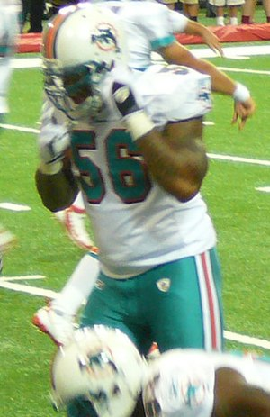Robert Rose (gridiron football) - Rose with the Dolphins in 2011