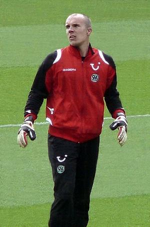 Robert Enke - Enke training with Hannover 96 in 2008