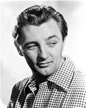 Robert Mitchum - Mitchum in July 1949