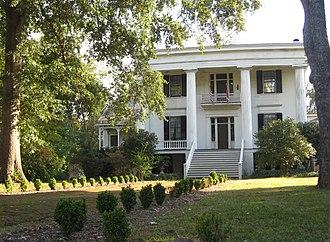 Robert Toombs House State Historic Site - Image: Robert Toombs Home Washington, Georgia