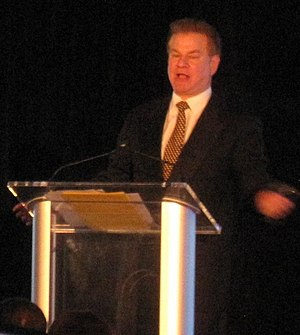 Robert Wuhl - Wuhl at the Freddie Awards, 2012