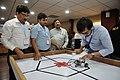 Robot Testing Session - Workshop on Organising Indian and World Robot Olympiad - NCSM - Kolkata 2016-03-07 2306.JPG