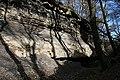 Rock Cutting - geograph.org.uk - 755895.jpg