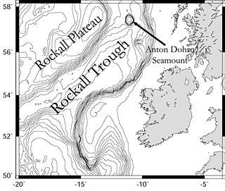 Rockall Basin Bathymetric feature northwest of Scotland and Ireland