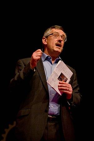 Rod Oram - Rod Oram speaking in 2012