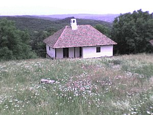 Stepa Stepanović - Stepanović's childhood home in Kumodraž.