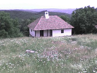 Stepa Stepanović - Stepanović's childhood home in Kumodraž.