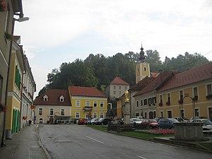 Rogatec - Rogatec historical centre