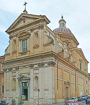 Roma, chiesa di Santa Maria ai Monti - Esterno.jpg