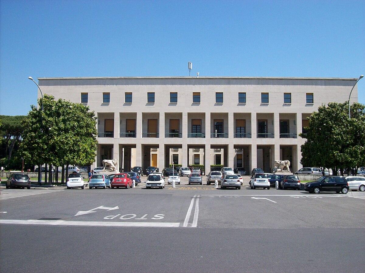 Palais des offices eur wikip dia for Uffici zona eur