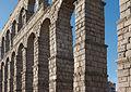 Roman Aqueduct Segovia 2012 Spain.jpg