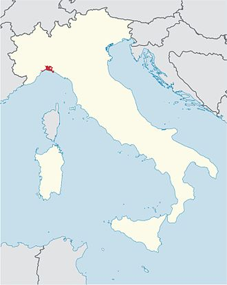 Roman Catholic Archdiocese of Genoa - Image: Roman Catholic Diocese of Genova in Italy