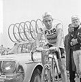 Ronde van Nederland, start te Amstelveen, Jacques Anquet (kop), Bestanddeelnr 917-7573.jpg