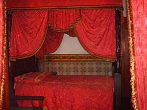 Birthplace of Simón Bolívar - Bedroom