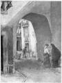 Roque Gameiro (Lisboa Velha, n.º 22) Arco de Penabuquel 1.png