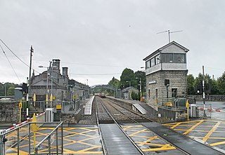 Roscommon railway station