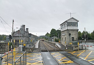 Roscommon - Roscommon Train Station