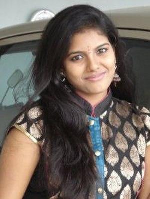 Roshini (singer) - Image: Roshini Singer