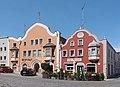 Rotthalmünster, monumentale panden op het Marktplatz D-2-75-143-27 en D-2-75-143-29 foto5 2017-08-08 11.47.jpg