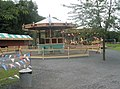 Roundabout at Blists Hill Open Air Museum - geograph.org.uk - 1456241.jpg