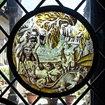 Roundel with Descent of the Damned (11162).jpg