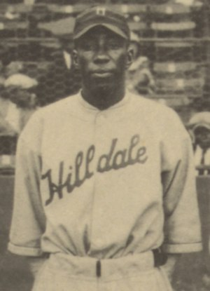 Rube Currie - Currie at the 1924 Colored World Series