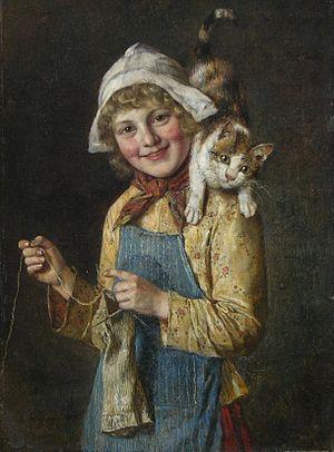 Rudolf Hirth du Frênes - Young Friends