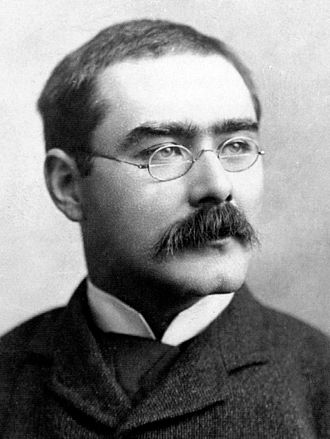 Rudyard Kipling - Kipling in London in 1895