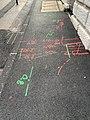 Rue Paul Gateaud (Mâcon) - schéma au sol pour la fibre.jpg