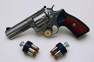 Ruger GP100 revolver