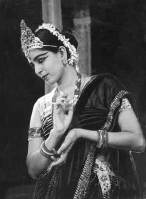 Bharatanatyam - Rukmini Devi Arundale helped revive Bharatanatyam, after all Hindu temple dancing was banned by the British colonial government in 1910.