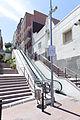 Rutes Històriques a Horta-Guinardó-escales murtra 04.jpg