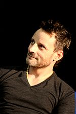 Ryan Robbins at Armageddon Expo Sydney 2011.JPG