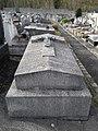 Sépulture Erber-Kolochine - Romainville (93), ancien cimetière.jpg