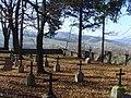 Sękowa cmentarz nr 80 z I wojny światowej.JPG
