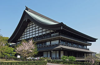 Buddhist temple in Kanagawa Prefecture, Japan