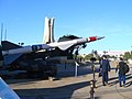 SA-2 Guideline missile near Monument Aux Morts in Algier.jpg