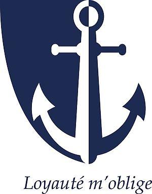 St Clement Danes School - Image: SCD logo 2015 dark blue RGB