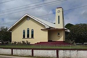 Seventh-day Adventist Church of Tonga - Image: SDA church Tonga