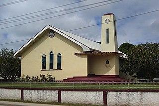 Seventh-day Adventist Church of Tonga Church in Tonga