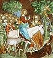 SG NT Jesus rides into Jerusalem, Lippi Memmo.JPG