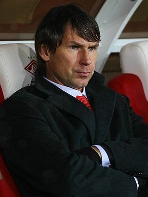 Yegor Titov - Coaching Spartak Moscow in 2015