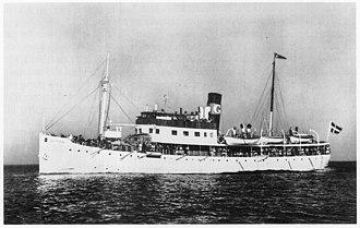 Oskarshamn Shipyard - Image: SS Drotten