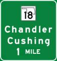 STATE HIGHWAY 18 Chandler Cushing 1 MILE.png